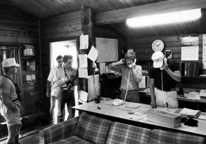Mountain Rescue Aspen History