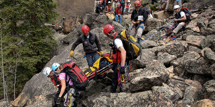 Mountain Rescue Aspen Summer Safety Workshop