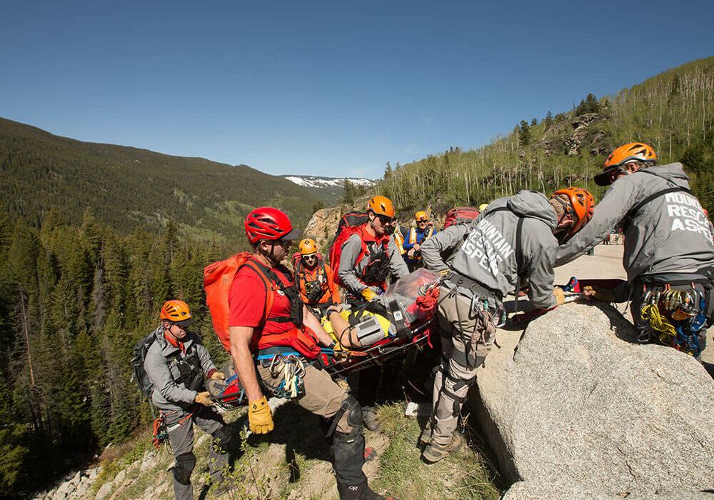 Mountain Rescue Aspen