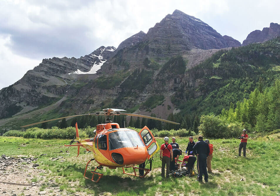 Moutain Rescue Aspen membership